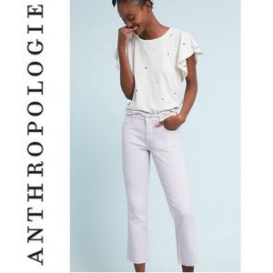 Anthropologie   Pilcro & the L   Cropped High Rise